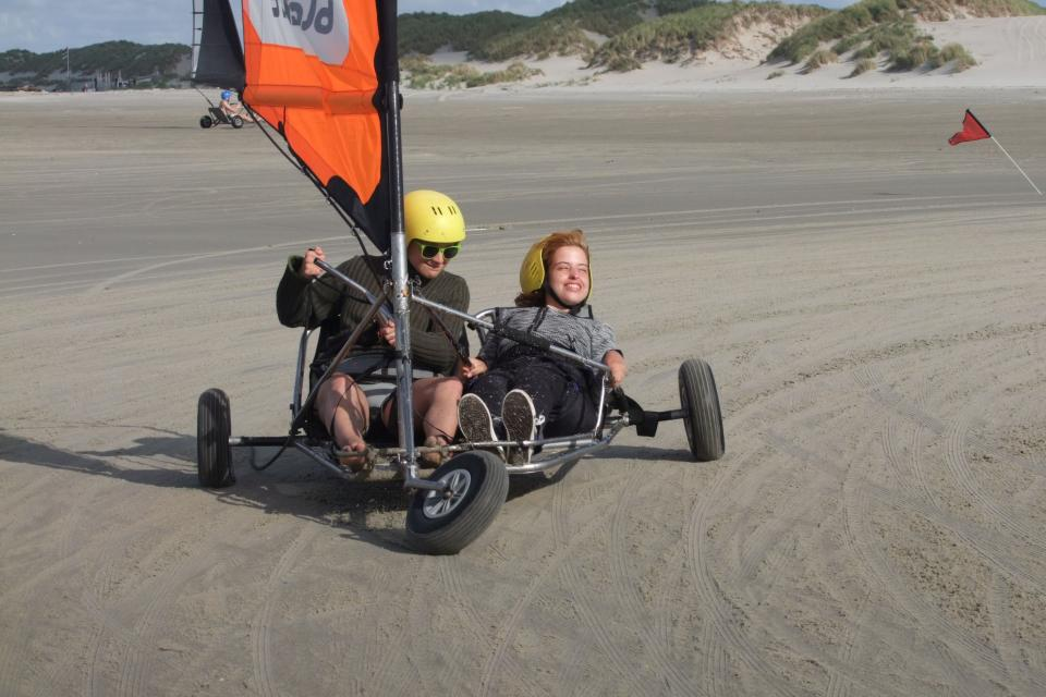beach-karten voor gehandicapten
